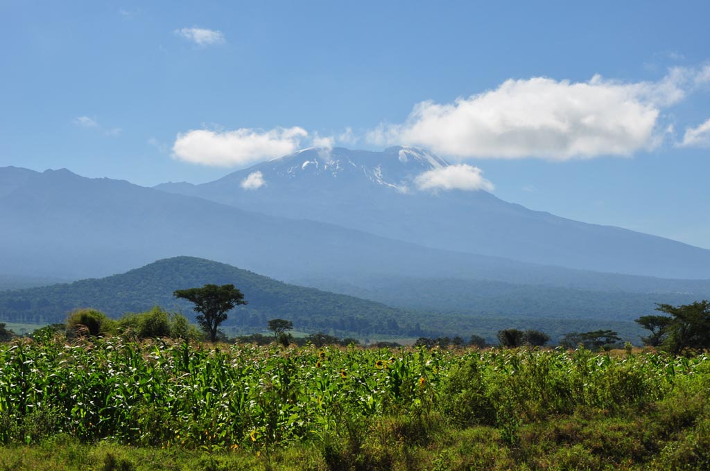 il Kilimanjaro