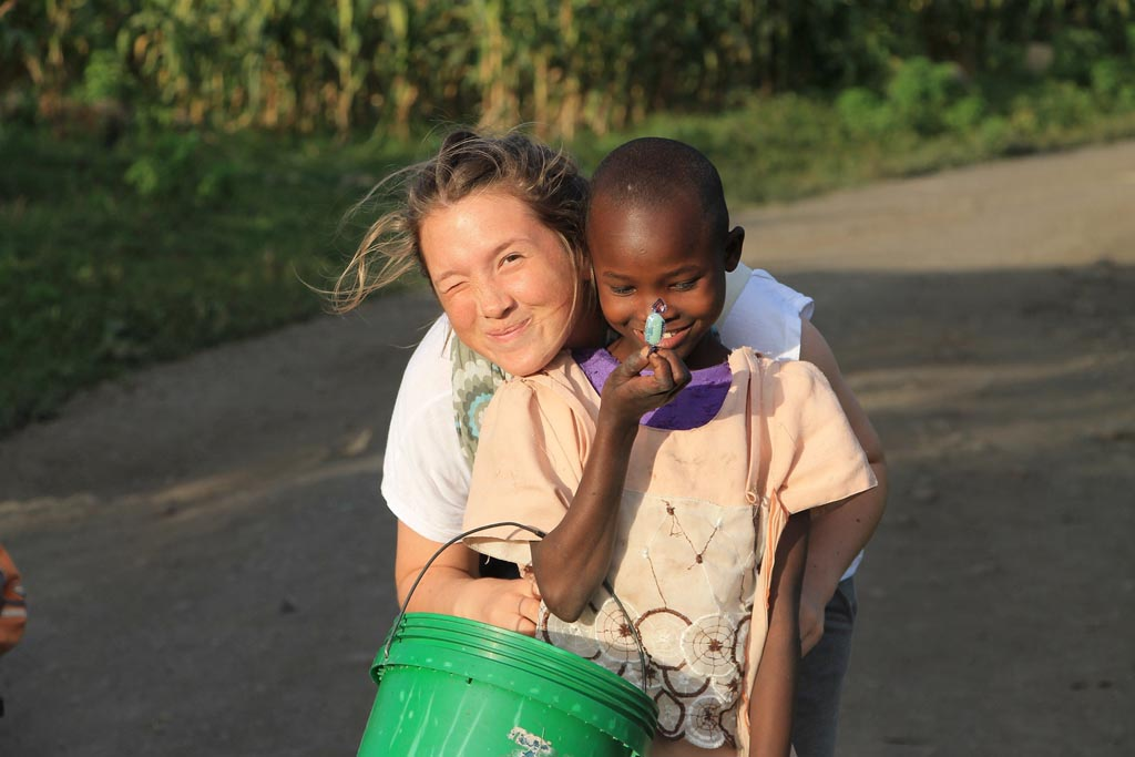 L'Africa è il mio posto