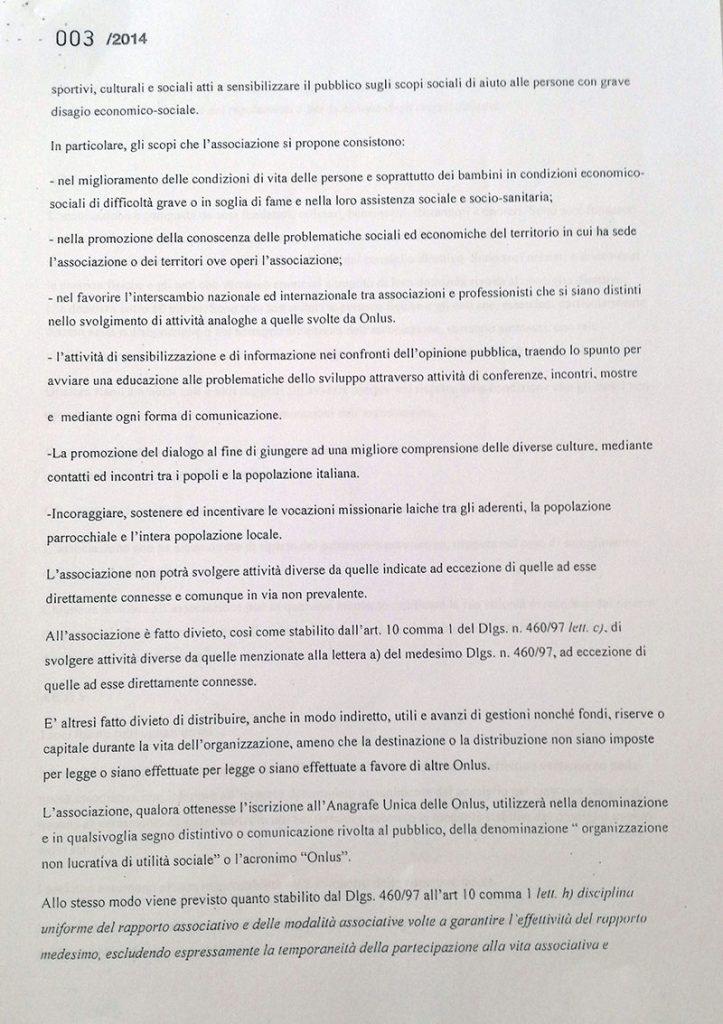 Statuto - Pagina 3