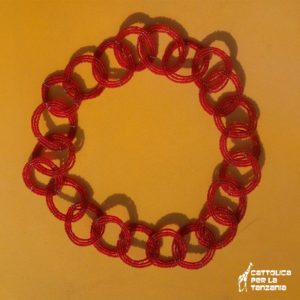 Collana Rosso