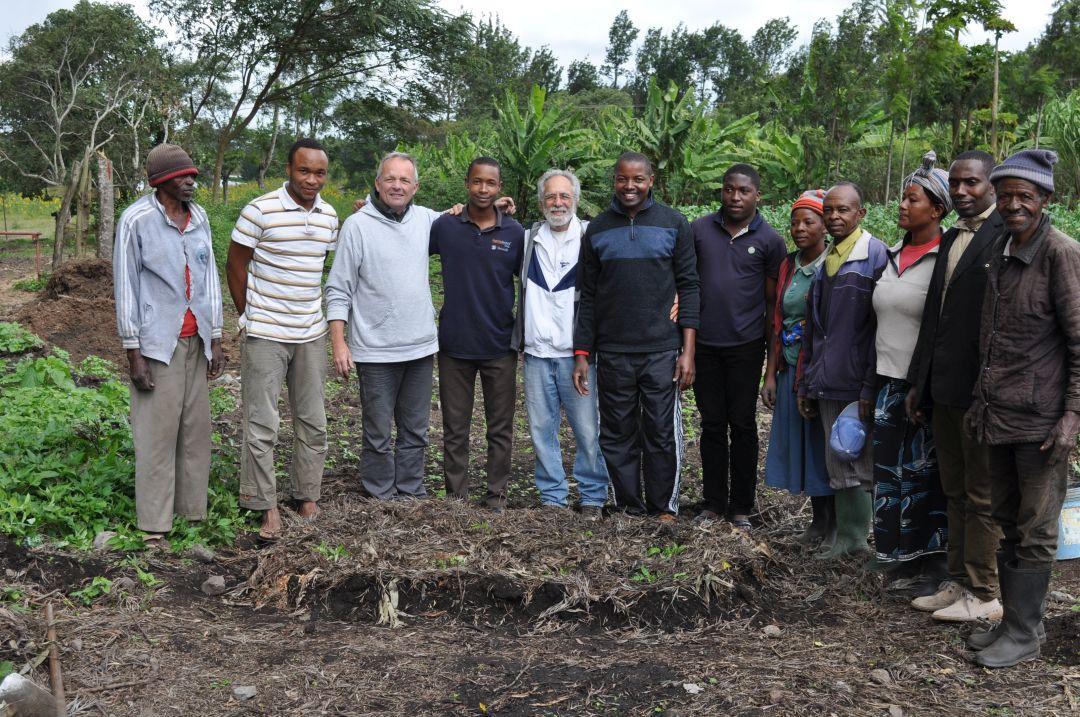 Primi passi di permacultura in Tanzania